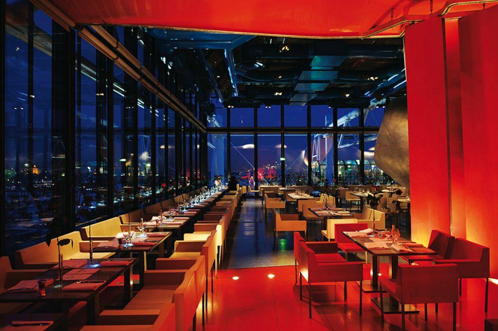 Pompidou restaurant