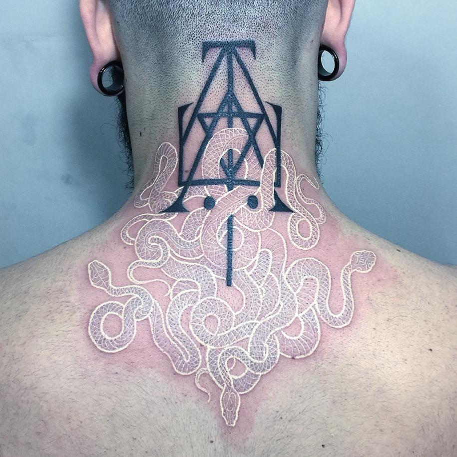 black-and-white-snake-tattoos-mirko-sata-7
