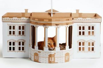 Domeček pro kočky