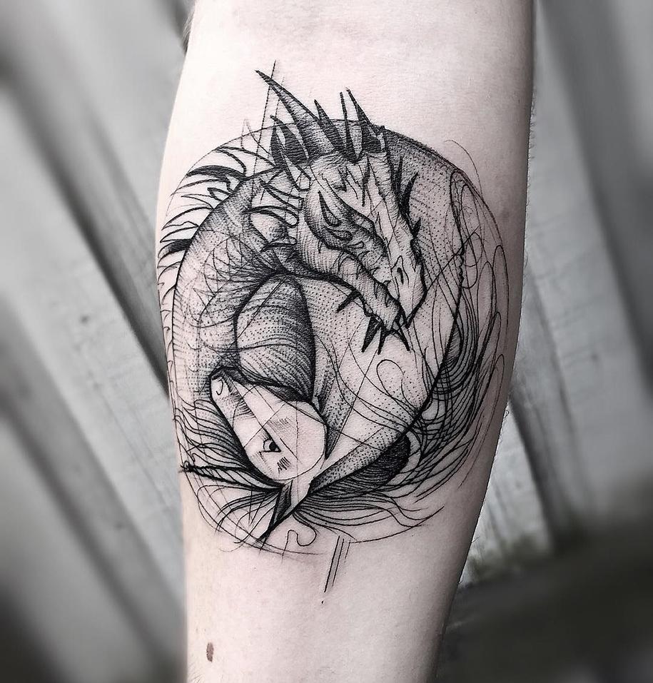 sketches-black-and-white-tattoos-frank-carrilho-10