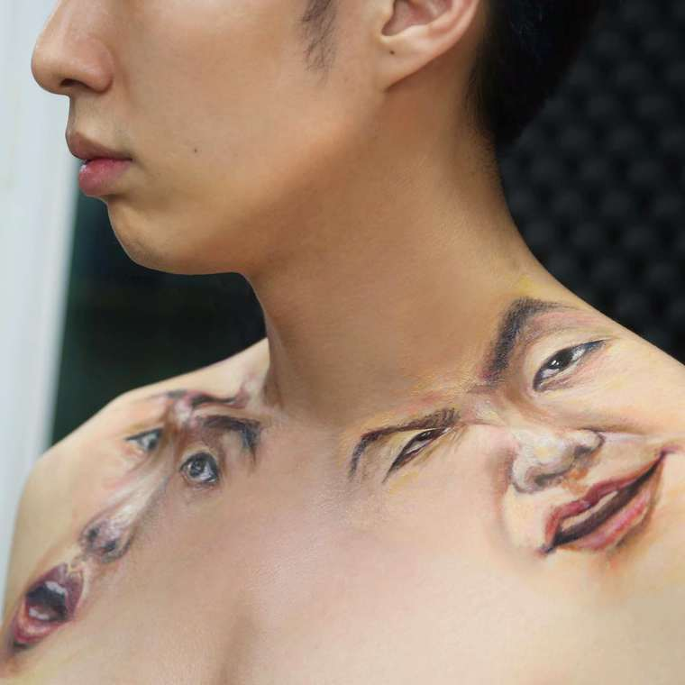 Dain-Yoon-body-painting-3