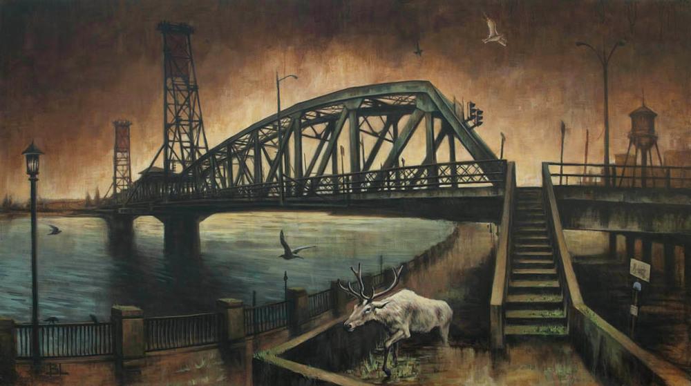 Hawthorne+Bridge+-Levinson