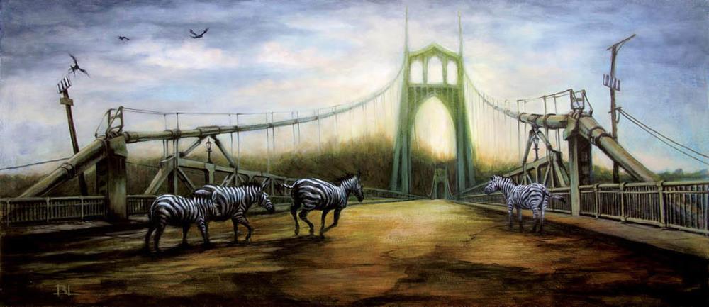 St.+Johns+Bridge+-Levinson