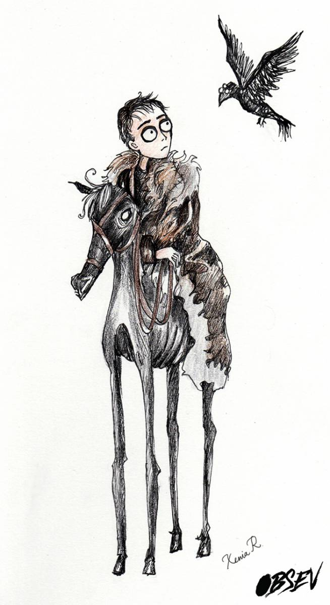 game-of-thrones-tim-burton-style-xenia-rassolova-1