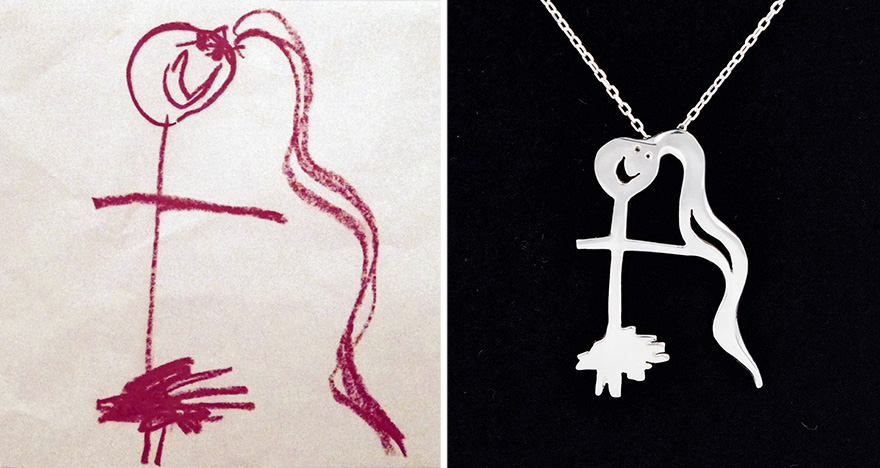 two-artist-moms-are-turning-the-childrens-art-to-unique-silver-jewelries-4-1