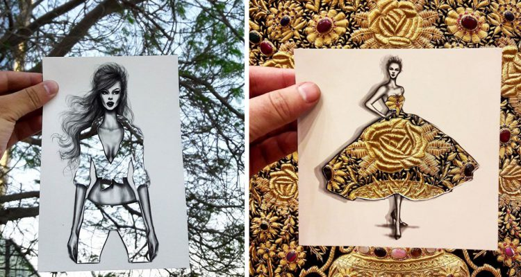 Ilustrator fashion