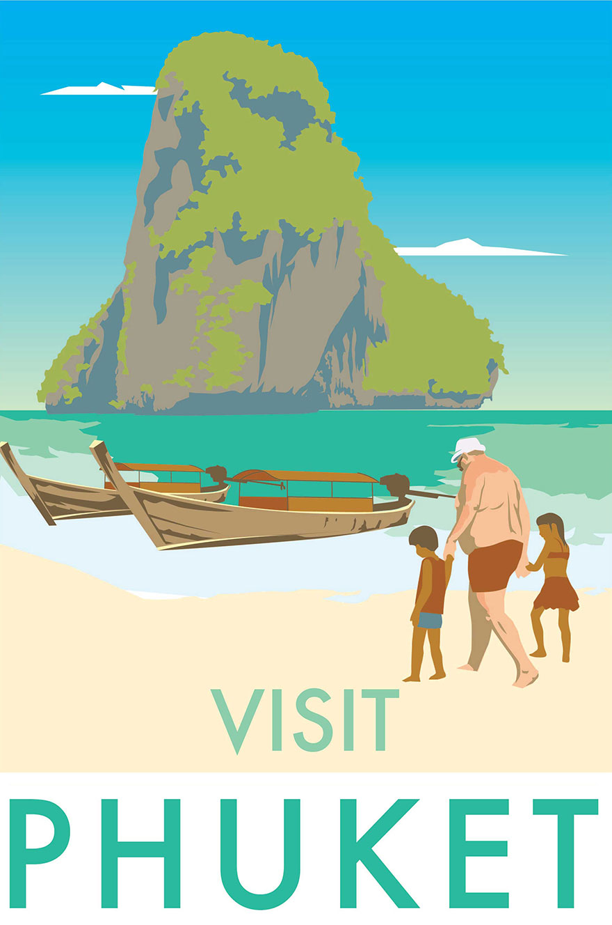i-decided-to-make-some-accurate-travelling-vintage-posters-phuket