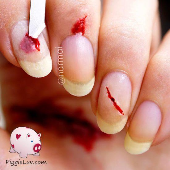 bloody-razor-cuts-halloween-nail-art-1