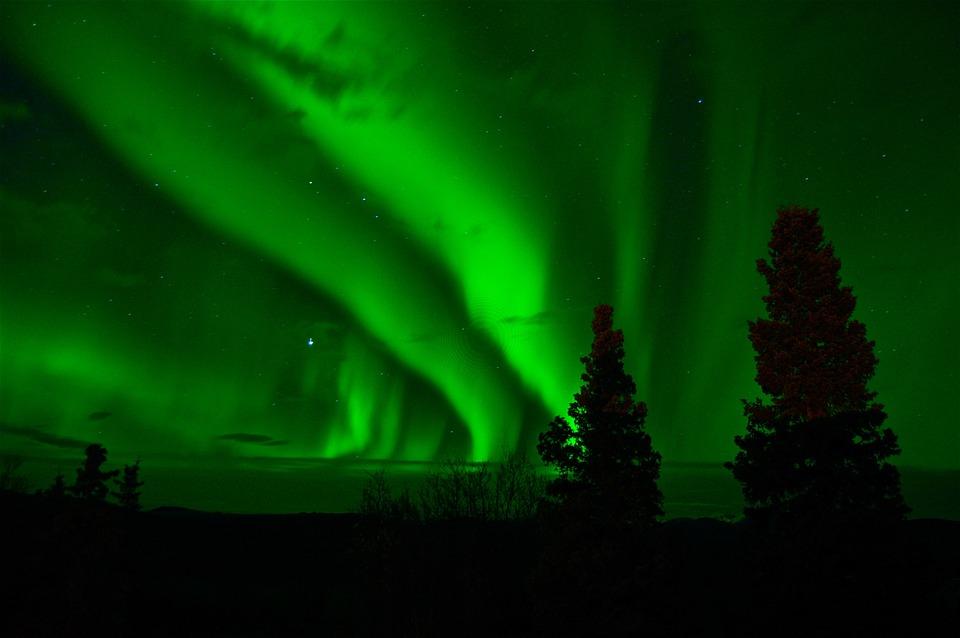 aurora-borealis-744351_960_720 CC0 Public Domain