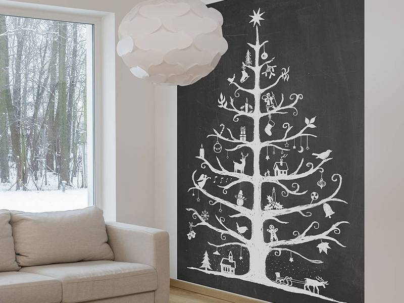 chalkboard-style-self-adhesive-christmas-tree