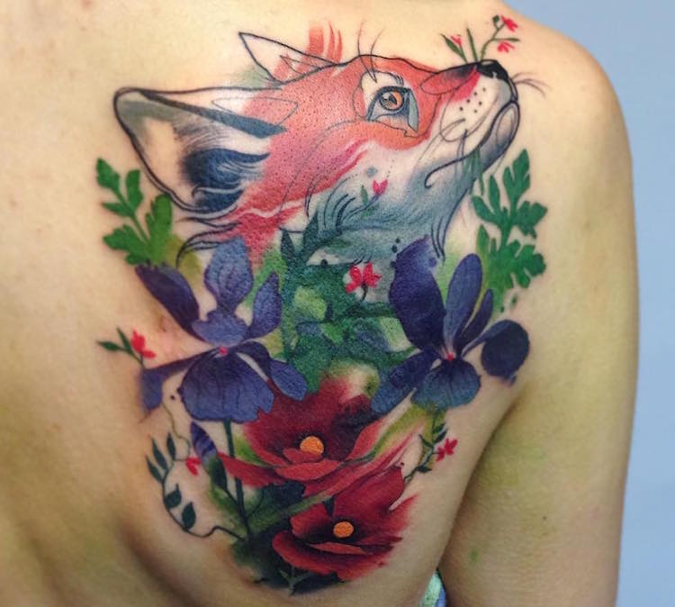 yadou_tattoo_watercolor1