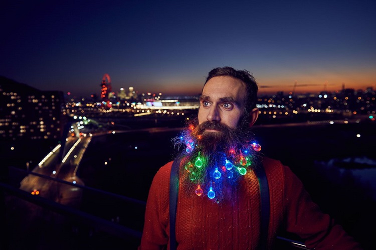 east-london-christmas-village-beard-lights-2