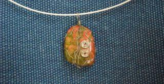 DIY - drátkování kamenů